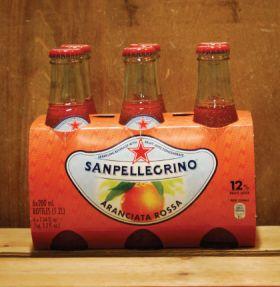 San Pellegrino Aranciata Rossa 6X200ml