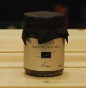 Tetsuya's Black Truffle Salsa 80g