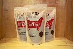 THE STOCK MERCHANT BEEF STOCK 500m
