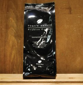 Toby's Espresso Rico Bean 200g