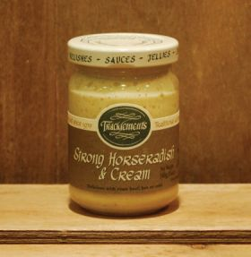 Tracklements Strong Horseradish & Cream 290gm